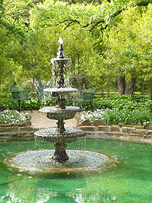 Chandor gardens for Chandor gardens weatherford tx